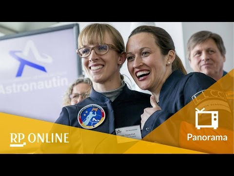 Erste deutsche Astronautin: Diese Rheinländerinnen könnten ins All fliegen