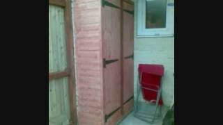 Diy Lean To Shed