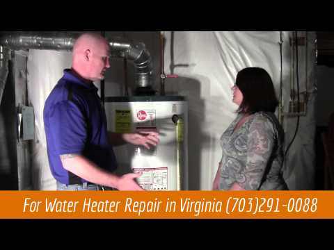 What do I do when my water heater is leaking?