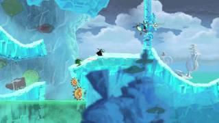 Rayman Origins - Around the World Trailer (360, PS3, Wii, 3DS)