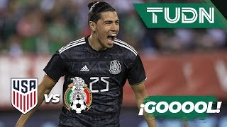 ¡Goool de México! Gutierrez pone el 2-0
