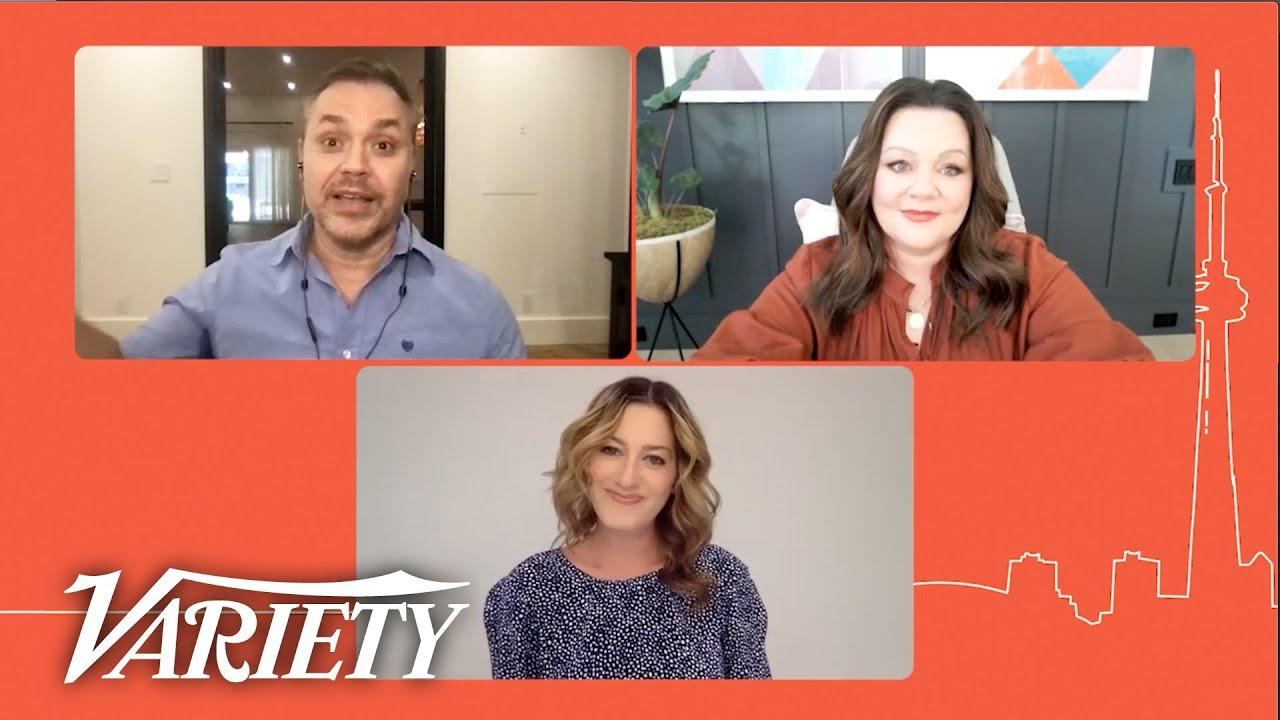 Melissa McCarthy and Theodore Melfi Talk Making 'The Starling' at TIFF 2021