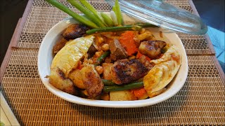 Beef Pochero (Filipino food)