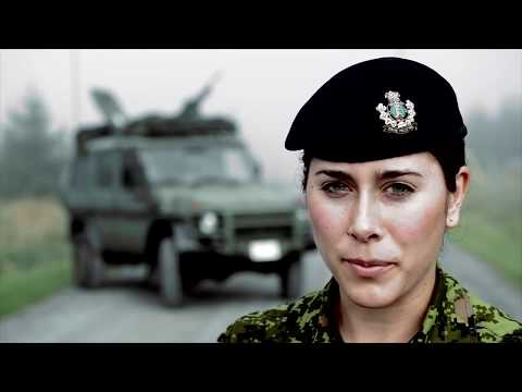 Canadian Forces in brief (Army)