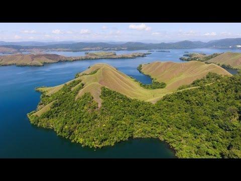 The Exotic Nature & Culture Papua Island.