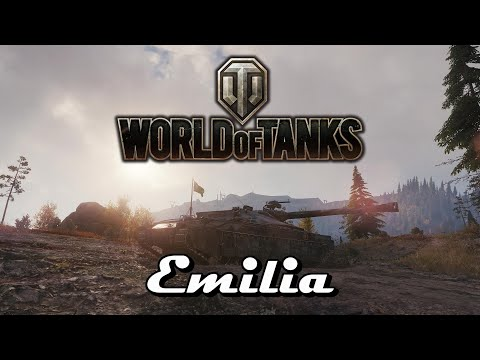 World Of Tanks - Emilia