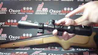 Пружинно-поршневая винтовка Crosman Venom 8-CVW1K77NP