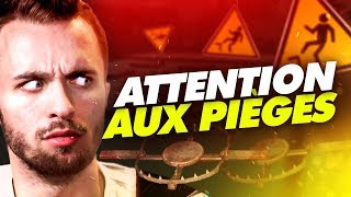ATTENTION AUX PIÈGES ! (ft. Squeezie, Gotaga, Micka, Doigby)