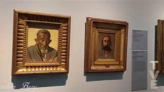 Смотреть видео Куда сходить в Москве? Репортаж с выставки В. Верещагина  в Третьяковке онлайн