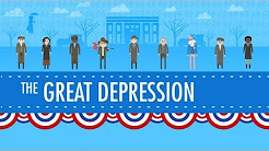 The Great Depression: Crash Course US History #33