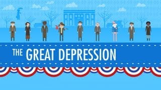 Video The Great Depression: Crash Course US History #33 download MP3, 3GP, MP4, WEBM, AVI, FLV November 2018