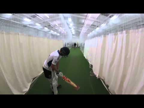 Walmley CC Indoor Nets Training 24 March 2016