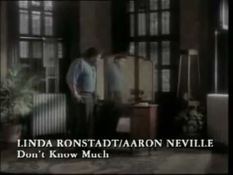 Aaron Neville & Linda Rondstadt - I Don't Know Much