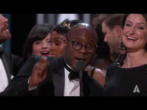 Moonlight  wins Best Picture