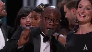 """Moonlight"" wins Best Picture"