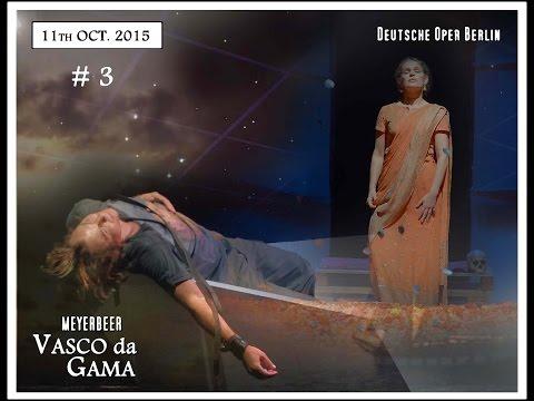 "Roberto Alagna   INTERVIEW Radio   France Musique ""Vasco da Gama"" 11/10/2015"