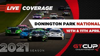 Donington Park National | Saturday Pit Stop Race | 2021 Season Opener