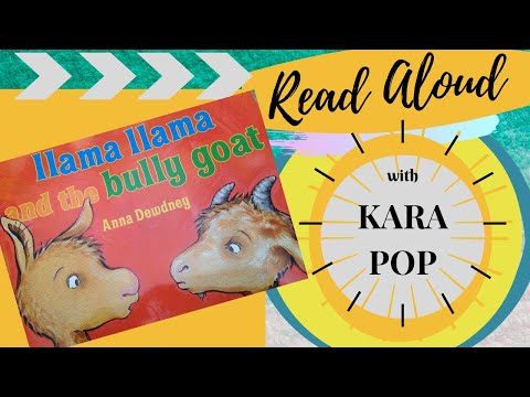Llama llama and the bully goat read aloud