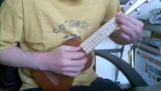 Melody in F ukulele Thumbnail