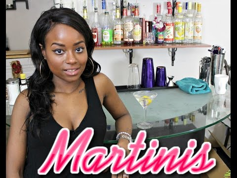 RSBG How To Make A Martini!