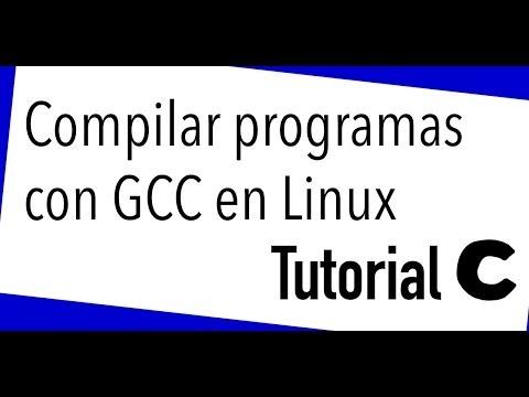 Tutorial Programar C En Linux 01 Doovi