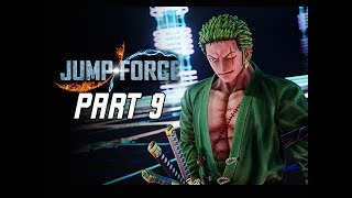 JUMP FORCE Gameplay Walkthrough Part 9 - ANGELA (Let's Play)