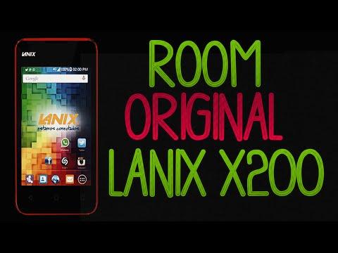 lanix x200 Firmware o room original + flash tool