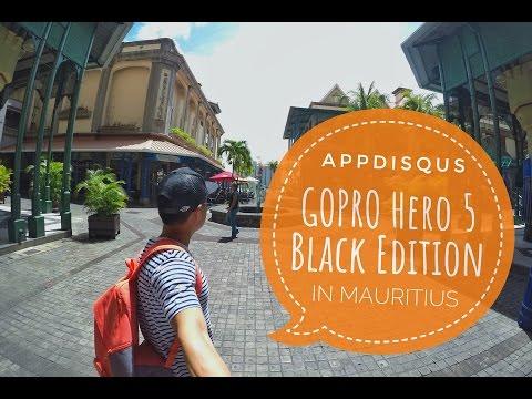 [เต็มคลิป] ตะลุย Mauritius ดินแดน Africa ด้วยกล้อง GoPro Hero 5 Black Edition