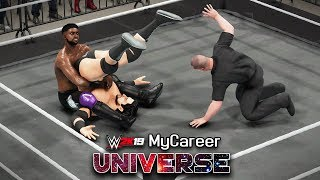 WOLFF vs COLLINS! | WWE 2K19 MyCareer Universe Ep #5