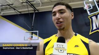 Marquette Basketball Players Talk About Fan Support