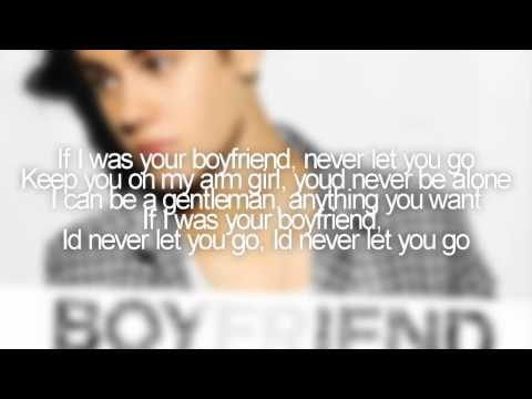 JUSTIN BIEBER - BOYFRIEND LYRICS + DOWNLOAD