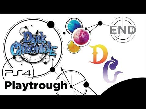 Dark Chronicle (PS4) Playthrough 100% - Ep. Finale - ダーククラウド