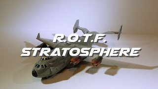 .GR. 81 Transformers R.O.T.F Stratosphere