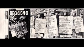 Decision-D - Testimony On Stage - Live Demo [1991][Full Demo][HQ]