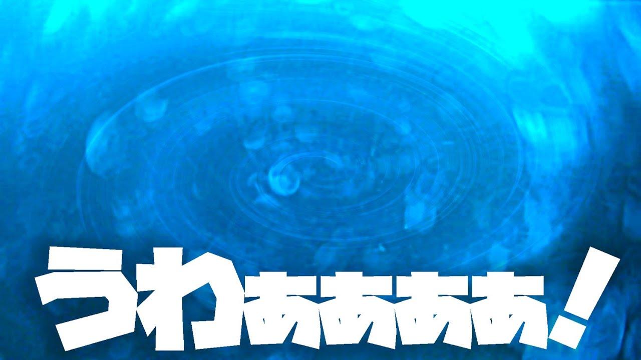 驚愕の水中映像 & SHINOBI入魂 & 念願の〇〇捌き