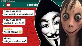 Das ENDE vom GAME MASTER!? 😱 | YouTuber in einer WhatsApp Gruppe