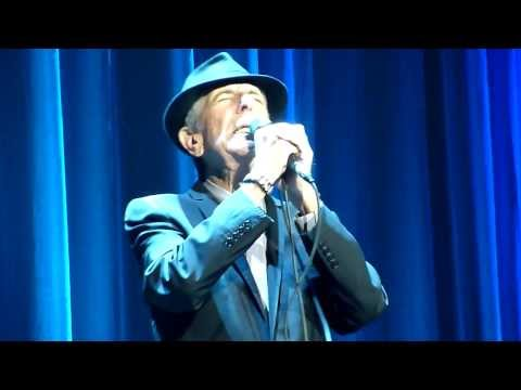 Leonard Cohen - The Future (live) - Vector Arena, Auckland - 21-12-2013