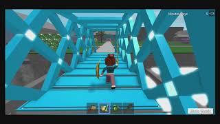 Xbox 1: Roblox with my friend.