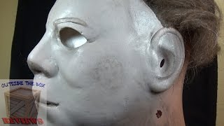 """Halloween II Michael Myers Mask"" Trick or Treat Studios premium face mask"