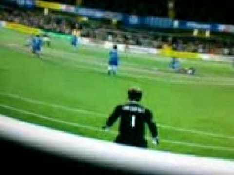 My Goal On Fifa 09