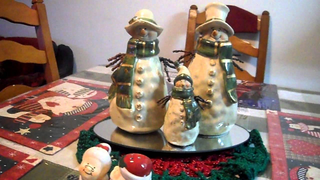 Decoraciones navidenas youtube for Decoracion navidena