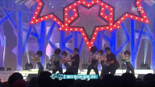 One Two - In the Starlit night, 원투 - 별이 빛나는 밤에, Music Core 20090704
