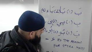 Nuraniyah - Extra Madd (4 Movements) - Imam Raza
