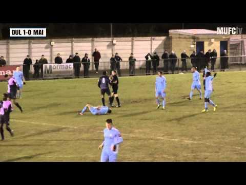 Dulwich Hamlet Vs Maidstone United (26/03/13)