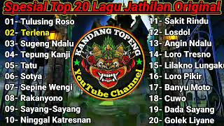 Full TOP 20 lagu Jathilan Original ( Siap Menemani Aktivitas anda)