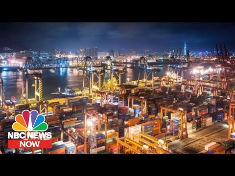 How China's Ban On American Waste Impacts U.S. Companies | NBC News Now