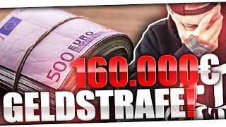 Meine 160.000€ Geldstrafe + Anzeige | MontanaBlack
