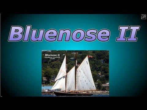 Bluenose II Schooner Virtual Tour 3D HD slideshow