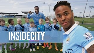 Sterling's First Day | Inside City 157