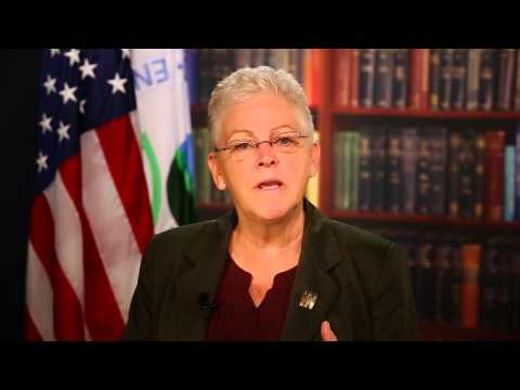 EPA Administrator Gina McCarthy announces Clean Power Plan Proposal